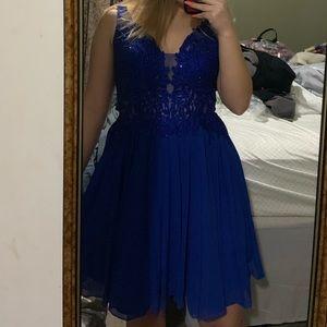 Designer, Jolene dress.